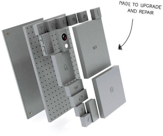 Phone Bloks lifelong phone