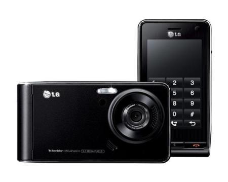 LG KU990 Viewty camera phone