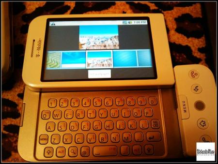 HTC Dream Android Phone