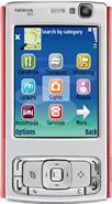 Nokia N95 in red