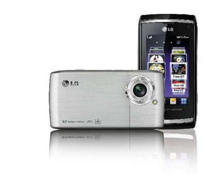 LG Viewty Smart camera phone