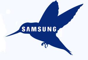 Samsung Hummingbird mobile CPU