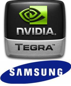 Samsung Tegra phone