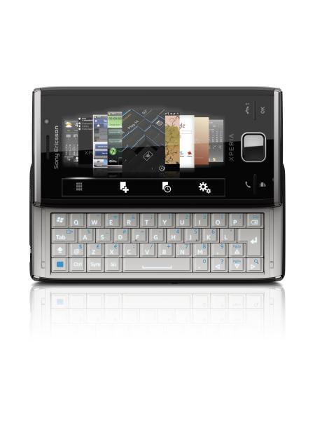Sony Ericsson Xperia X2 smartphone