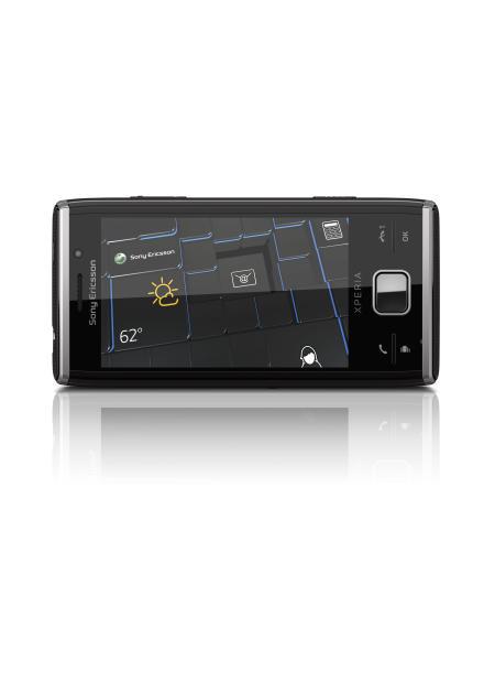 Sony Ericsson Xperia X2 smartphone closed