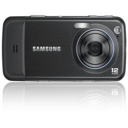 Samsung Pixon 12 showing camera