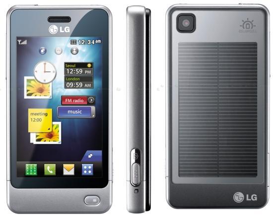 LG GD510 Pop mobile phone