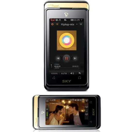 Pantech DuPont phone