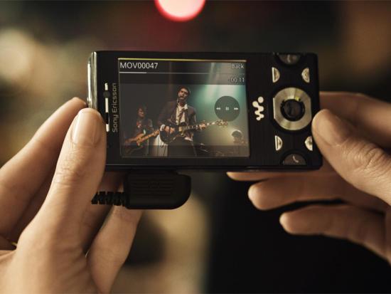 Sony Ericsson W995 Walkman phone review