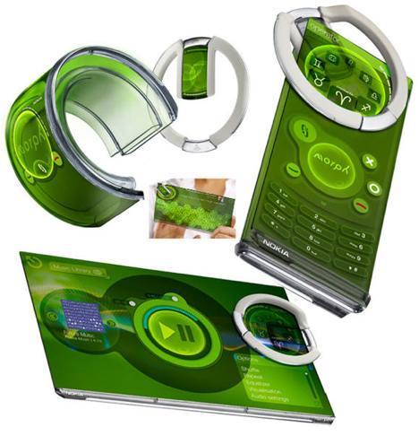 Nokia phones of the future - 2015 vision