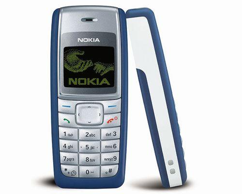 Nokia 1110 - the worlds best selling mobile phone