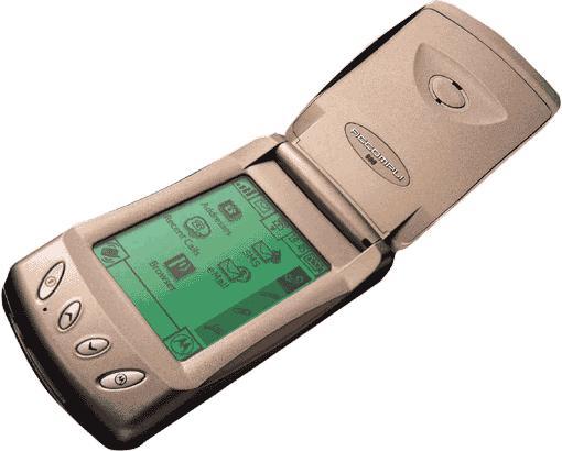 Motorola Accompli smartphone
