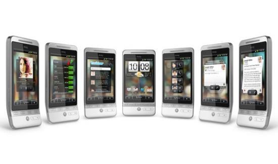 HTC Hero smartphone