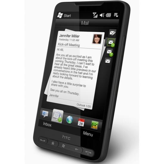 HTC HD2 smartphone