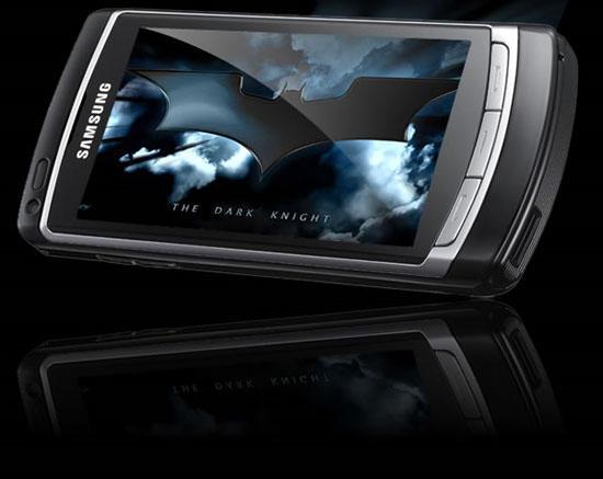 Samsung Omnia i8910 HD video phone
