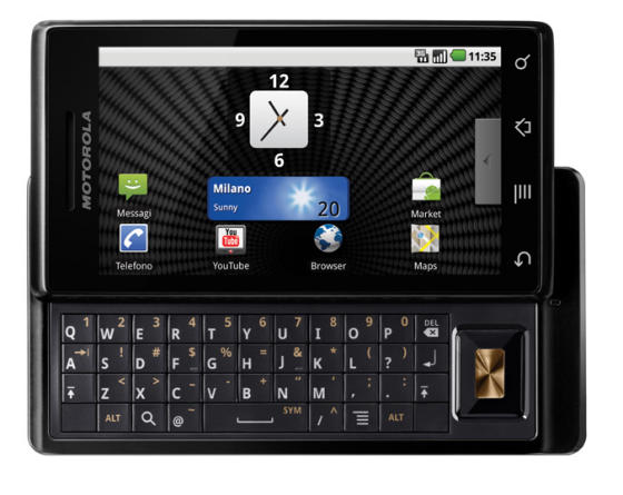 Motorola Milestone review