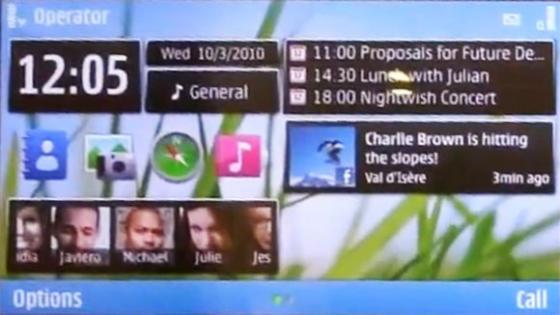 Nokia Symbian^3
