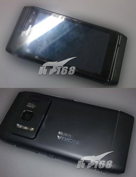 Nokia N8 phone