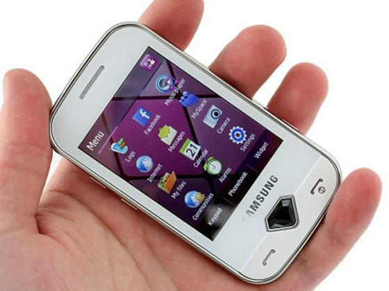 Samsung Diva S7070 review
