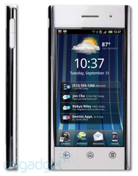Dell Flash smartphone