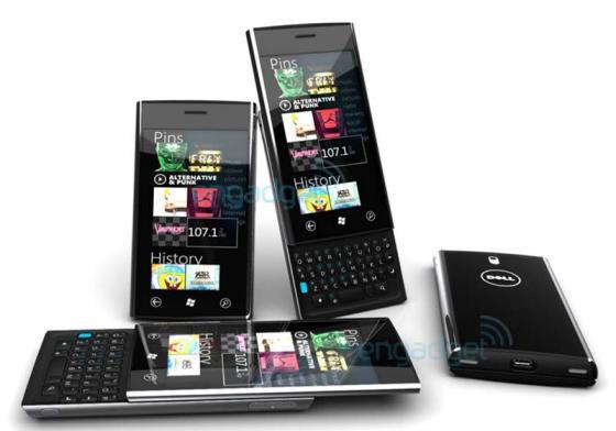 Dell Lightning smartphone