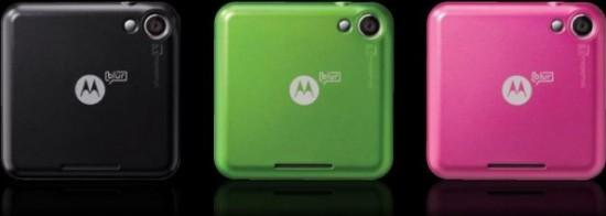 Motorola FLIPOUT Android phone