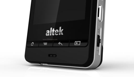 Altek Leo smartphone