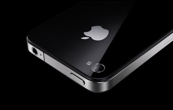 Apple iPhone with video camera for video calls