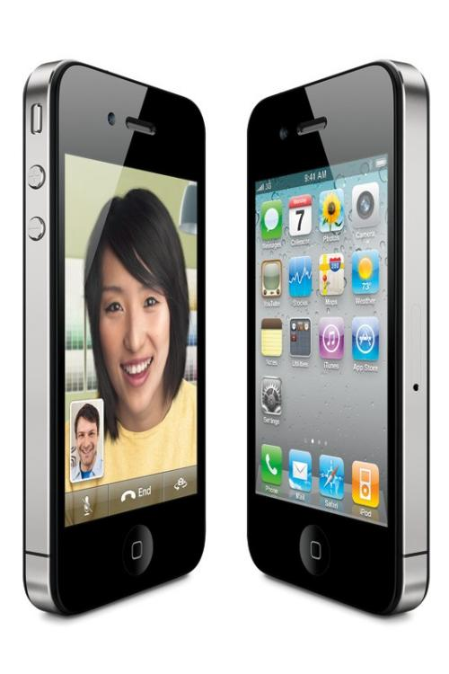 iPhone 4 with FaceTime