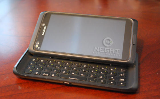 Nokia N9 preview