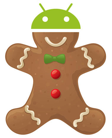 Google Android 3 Gingerbread