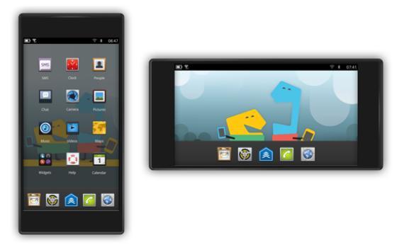 Nokia MeeGo mobile OS