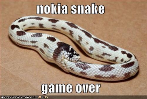 Nokia: Game over?