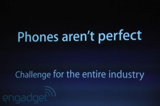Apple iPhone 4 antennagate