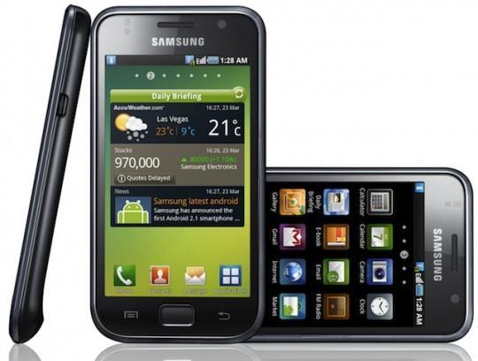 Samsung TouchWiz user interface