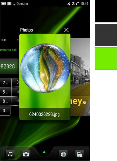 6 new screenshots of Nokia's new MeeGo