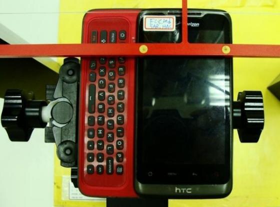 HTC QWERTY phone