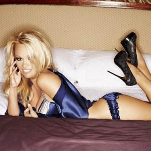 Nokia N8 and Pamel Anderson