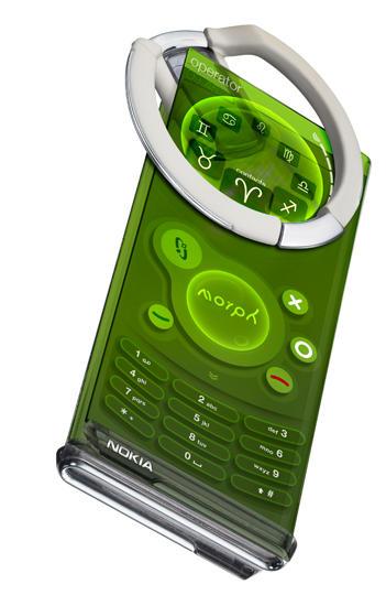 Nokia Morph concept phone
