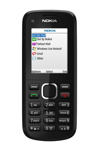 Nokia's Ovi Mail