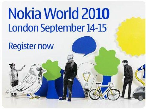 Nokia World invite
