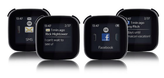 Sony Ericsson Live View