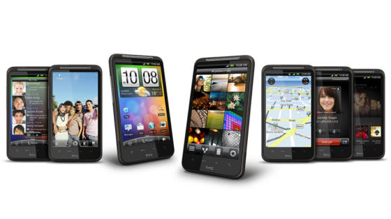Buy HTC Desire HD deals