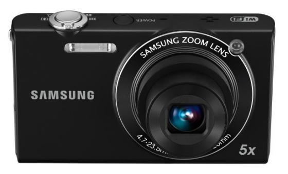 Samsung SH100 WiFi camera