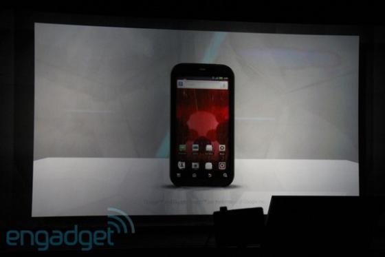 Motorola Bionic smartphone