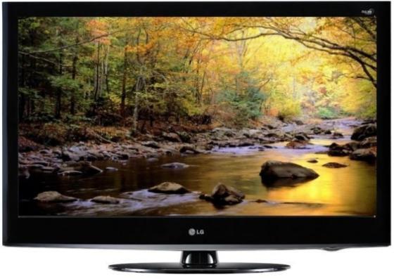 LG LD420 LCD TV