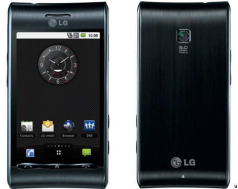 LG Optimus Swift