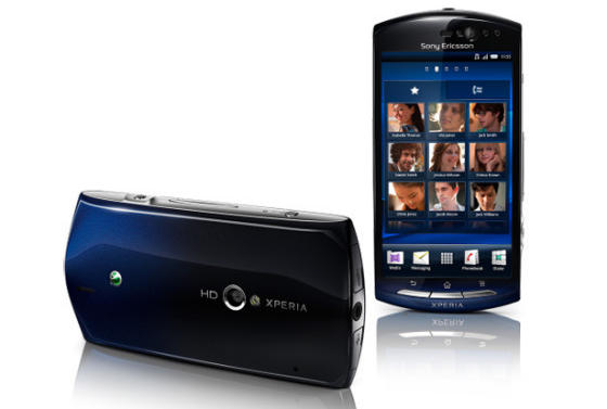 Sony Ericsson Xperia Neo
