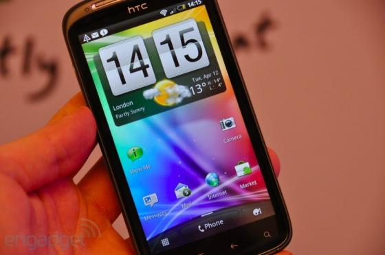 HTC Sensation preview