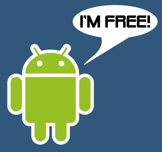 Free and open Android